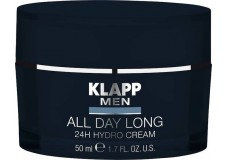 Гидрокрем 24ч / MEN: All Day Long - 24h Hydro Emulsion