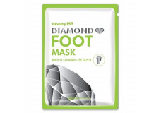NEW! Маска для ног / Beauugreen Beauty153 Diamond Foot Mask